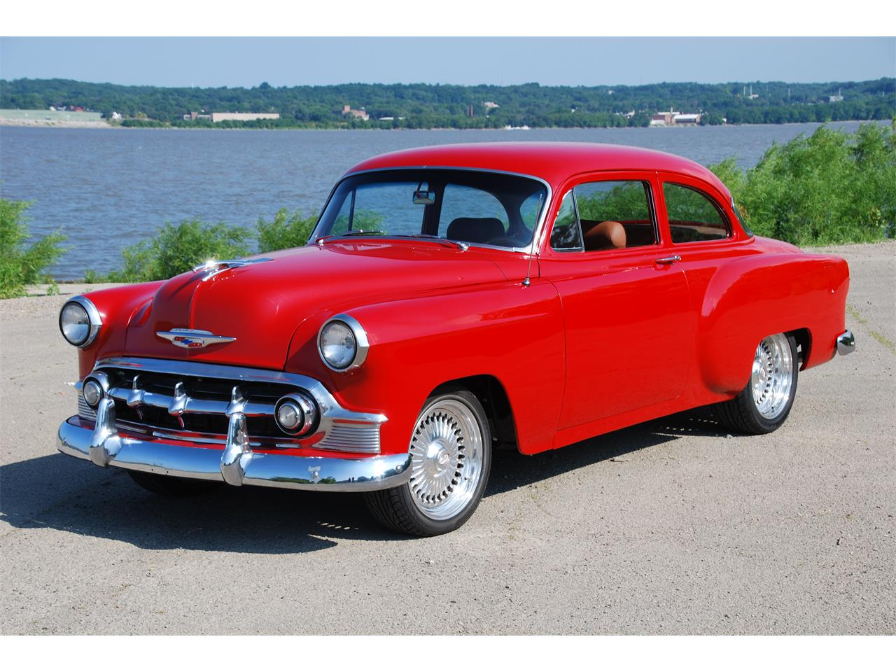 1953 chevrolet bel air for sale cc 1006806. Black Bedroom Furniture Sets. Home Design Ideas