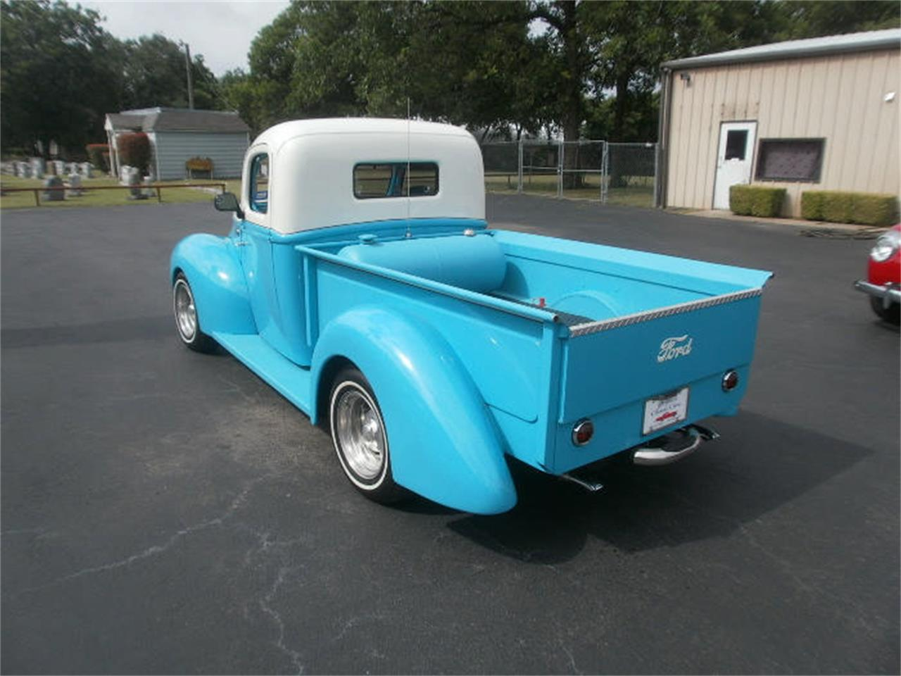 Large Picture of '40 Pickup - LG4R