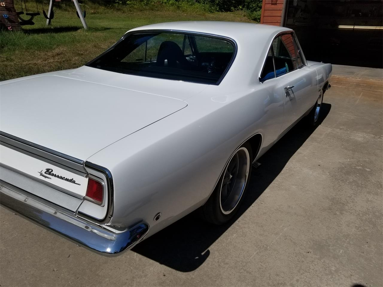 Large Picture of '68 Barracuda - LKX3