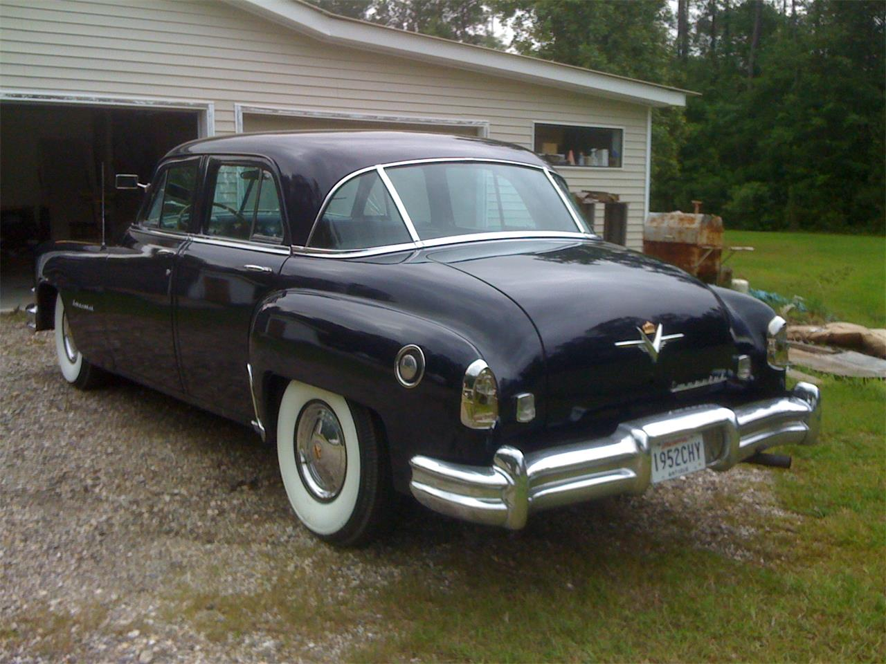 Large Picture of '52 Crown Imperial - LKX5