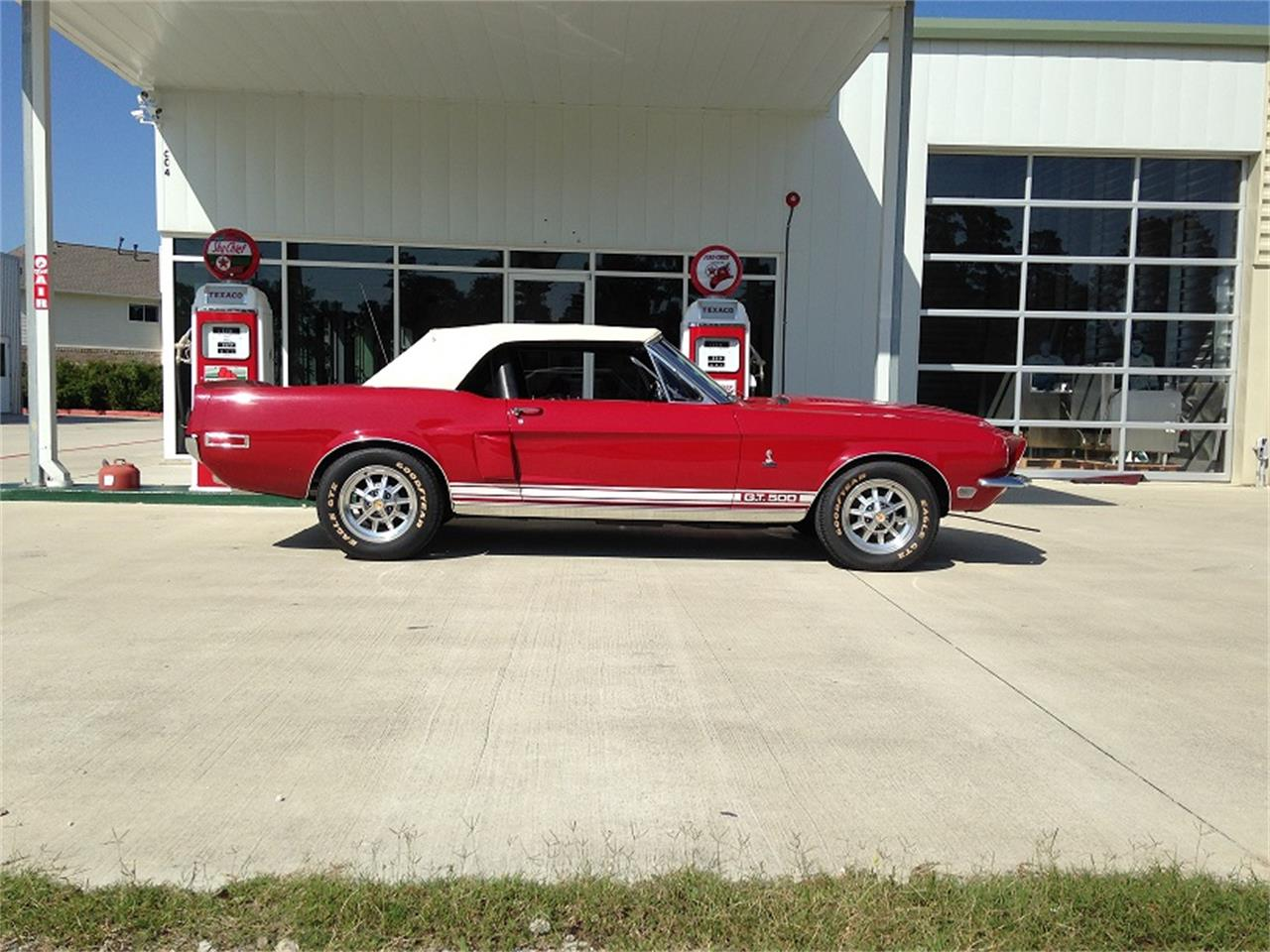 Private Car Sale In Houston Tx: 1968 Shelby GT500 For Sale