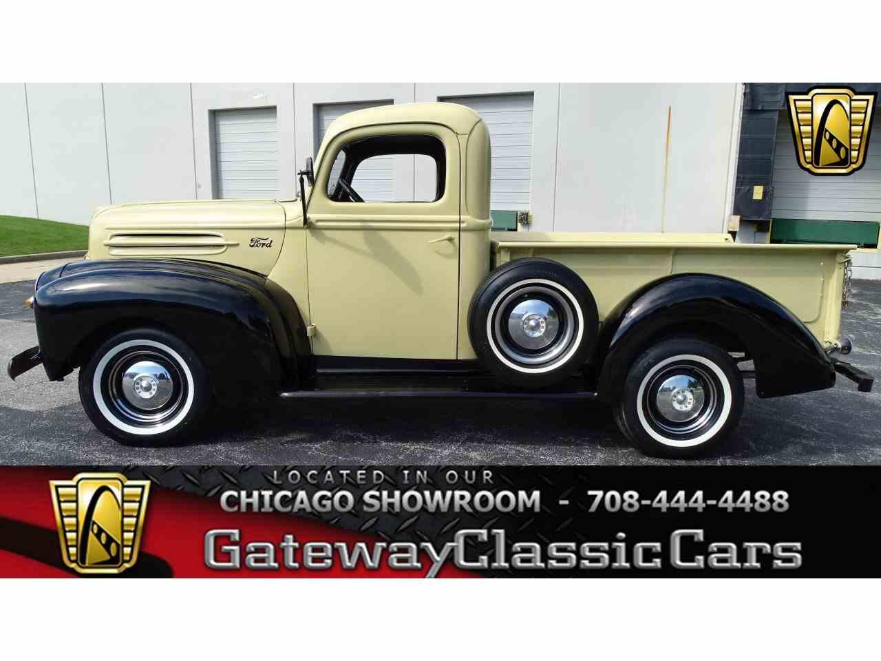 1947 Ford F1 for Sale | ClassicCars.com | CC-1006938