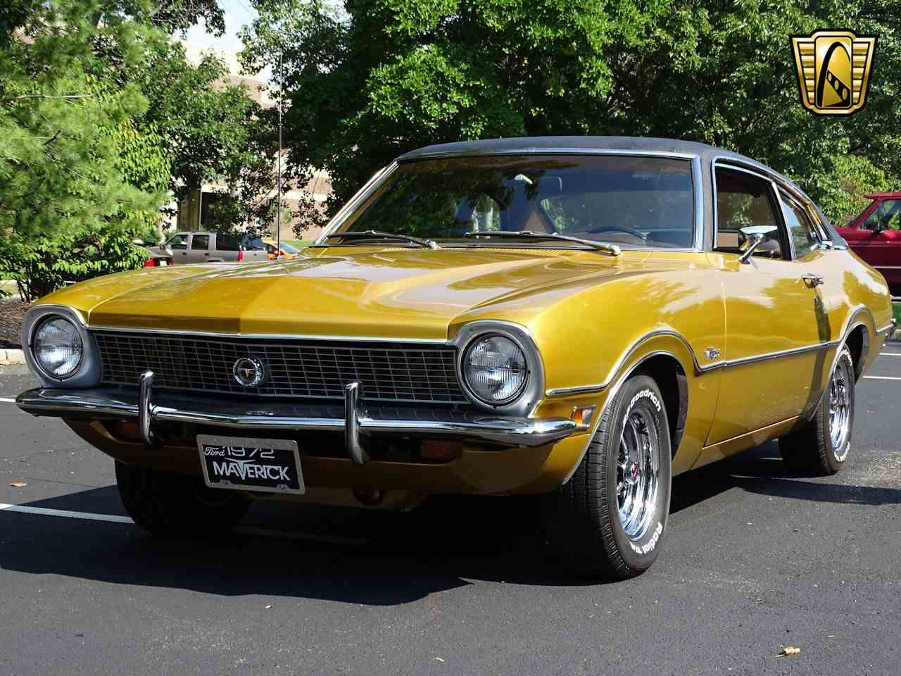 1972 ford maverick for sale cc 1006939. Black Bedroom Furniture Sets. Home Design Ideas