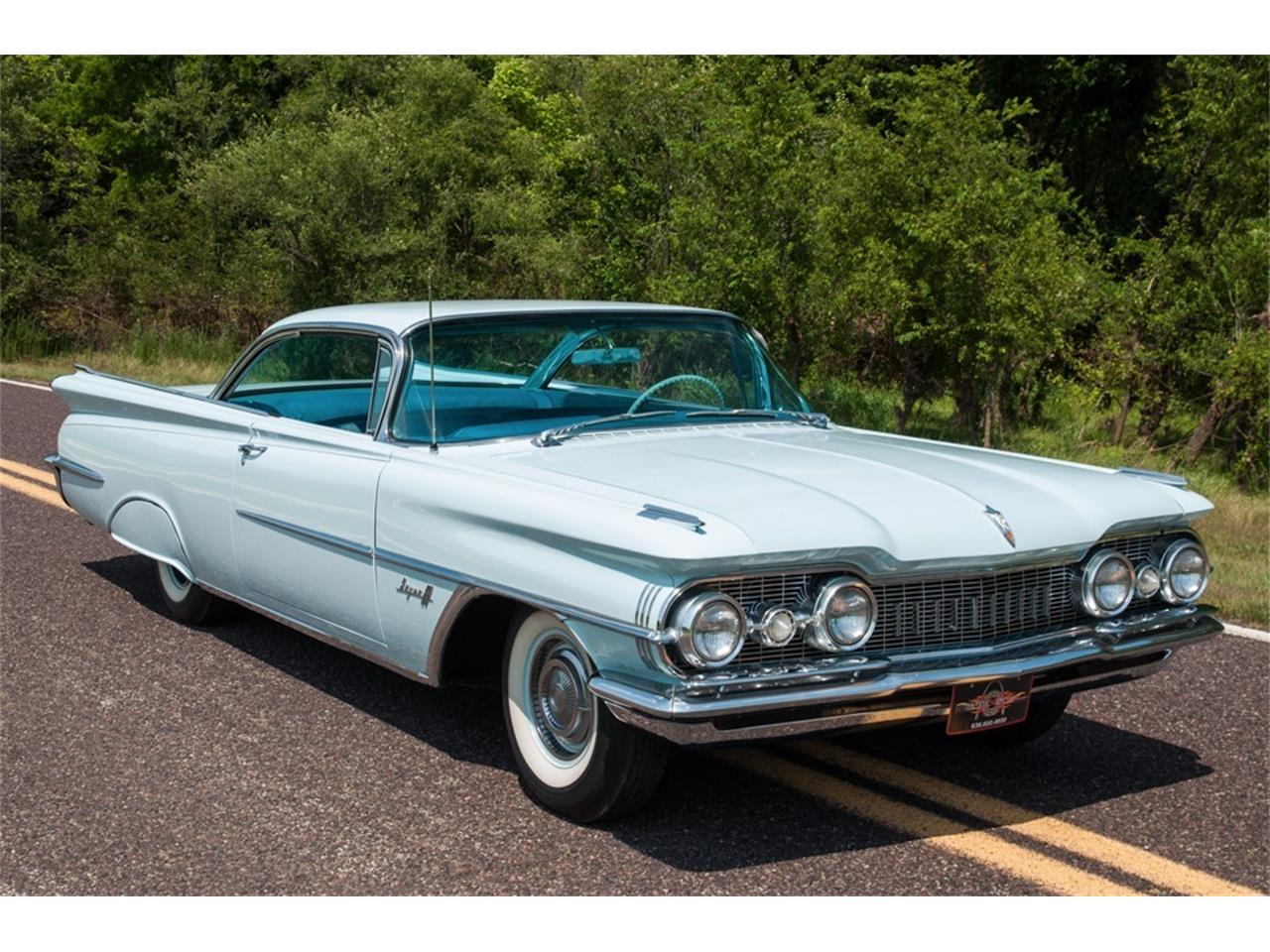 Large Picture of Classic '59 Super 88 located in Missouri - $32,500.00 Offered by MotoeXotica Classic Cars - LG56