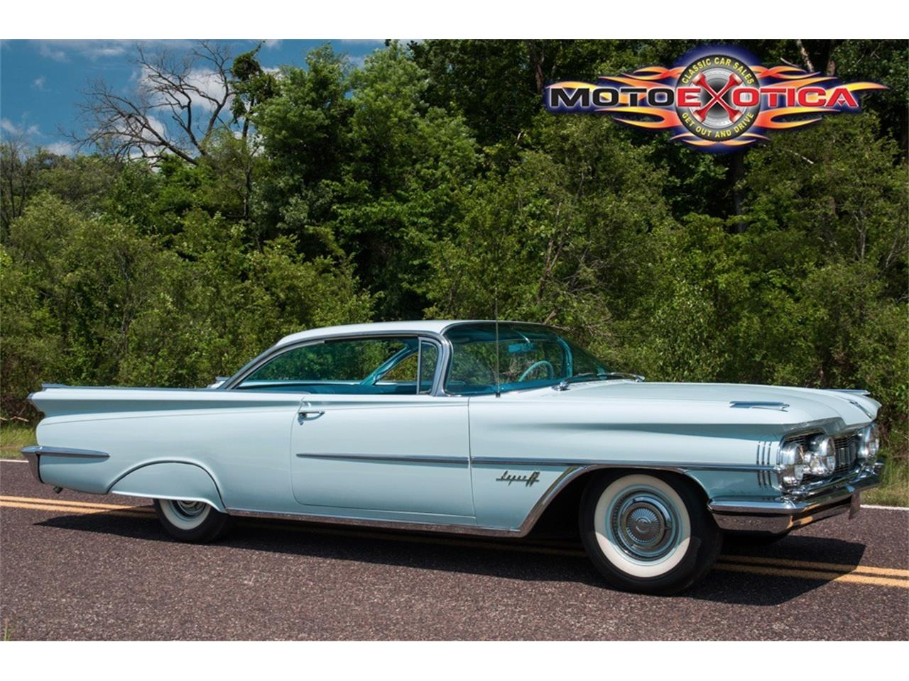 Large Picture of '59 Oldsmobile Super 88 located in Missouri - LG56