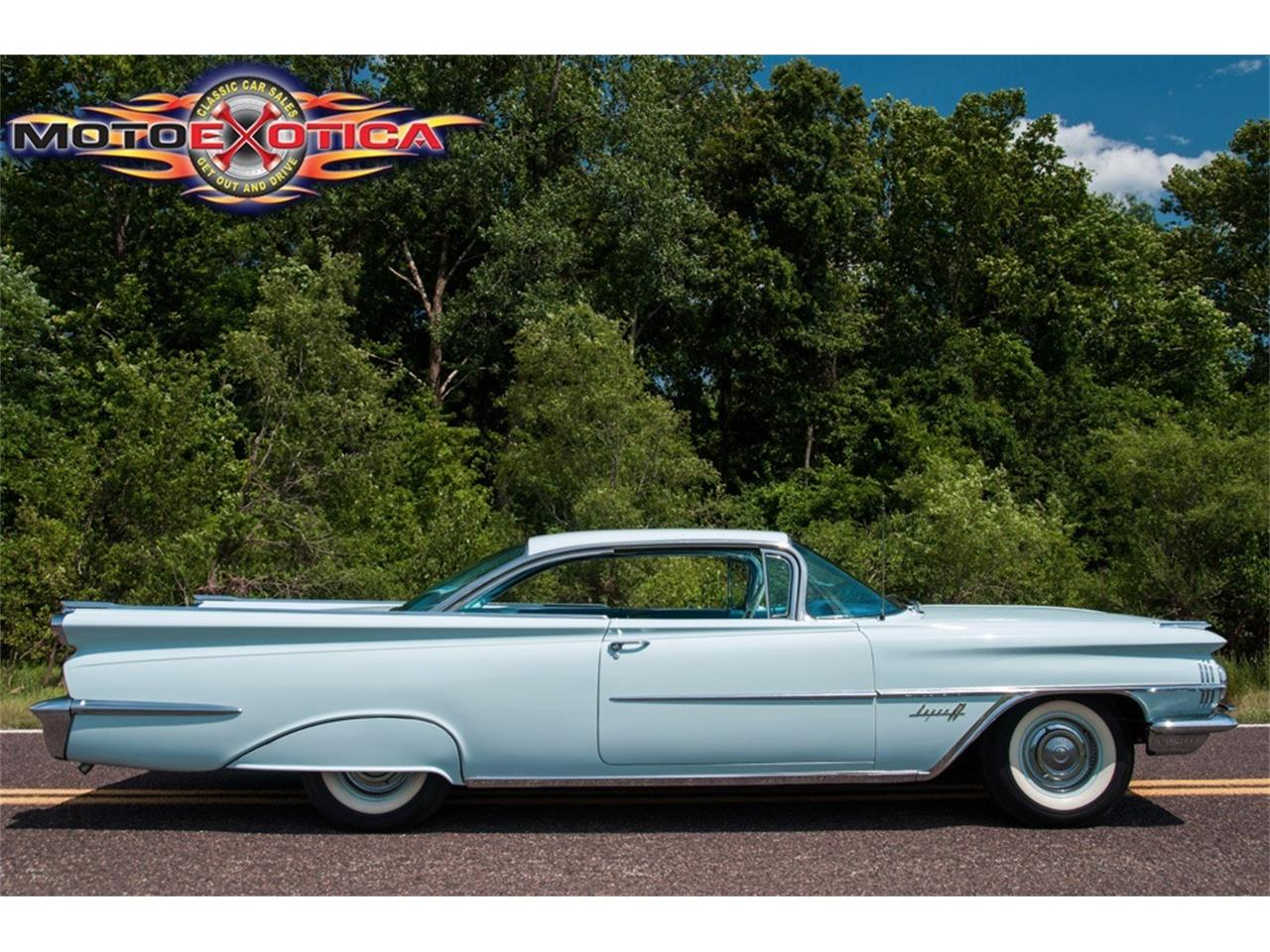 Large Picture of Classic 1959 Oldsmobile Super 88 located in St. Louis Missouri - $32,500.00 - LG56