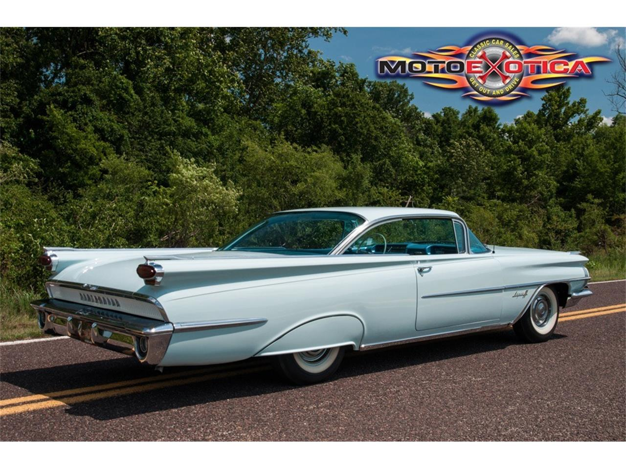 Large Picture of '59 Super 88 - $32,500.00 Offered by MotoeXotica Classic Cars - LG56