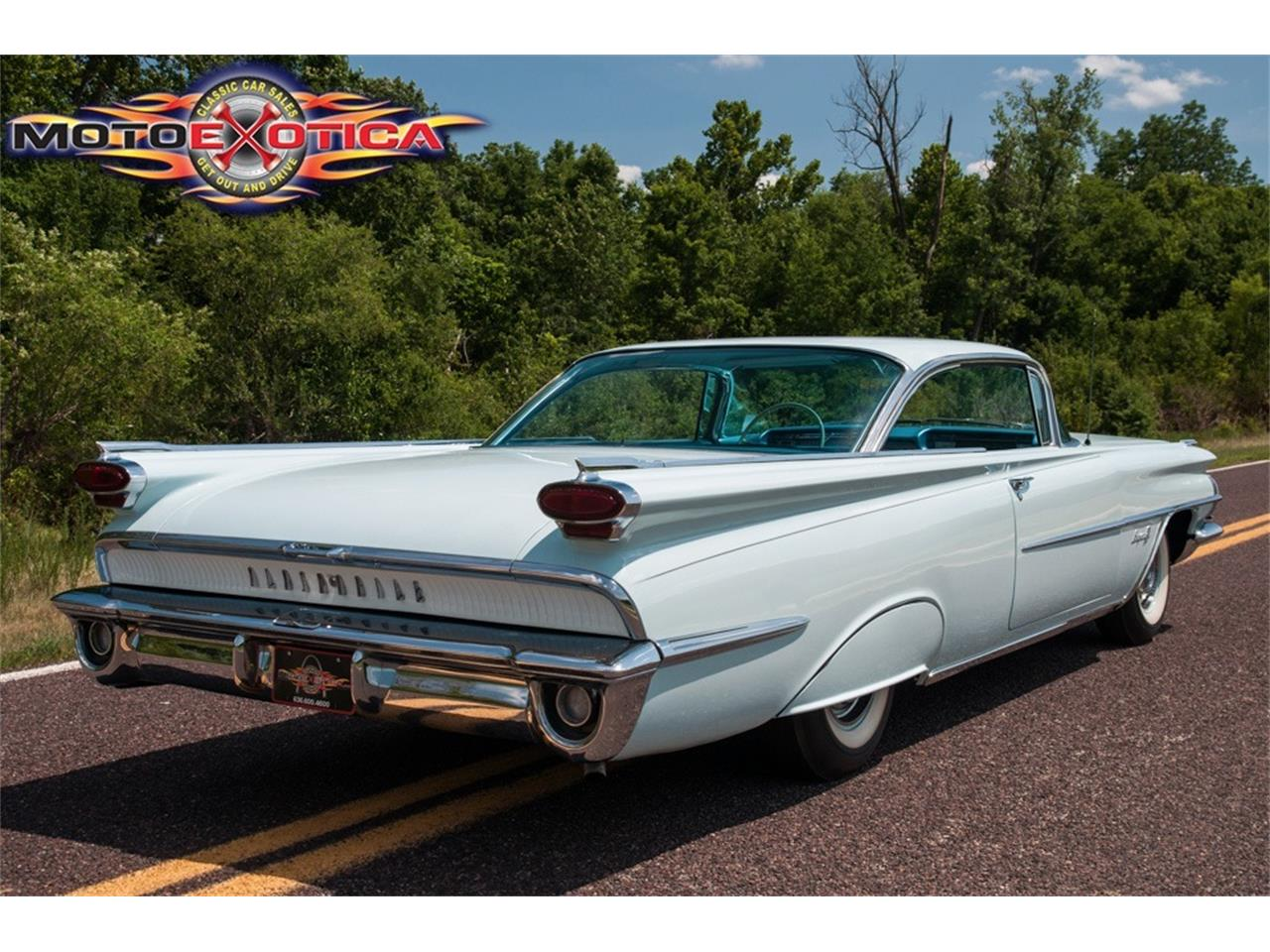 Large Picture of 1959 Oldsmobile Super 88 Offered by MotoeXotica Classic Cars - LG56