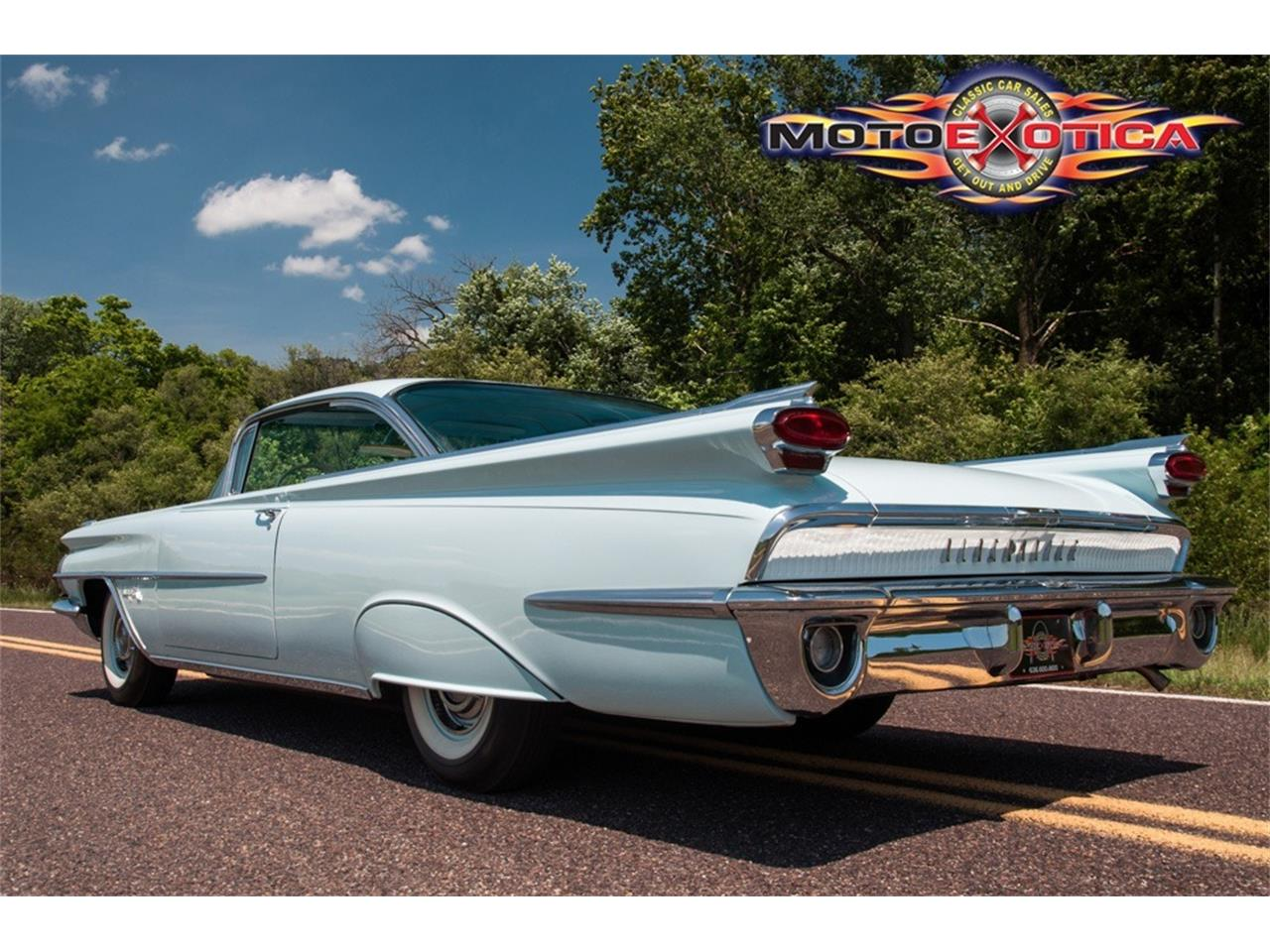 Large Picture of 1959 Super 88 located in Missouri Offered by MotoeXotica Classic Cars - LG56