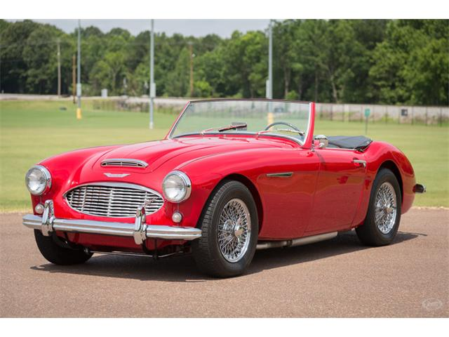 Picture of '57 Austin-Healey 100-6 - LL00