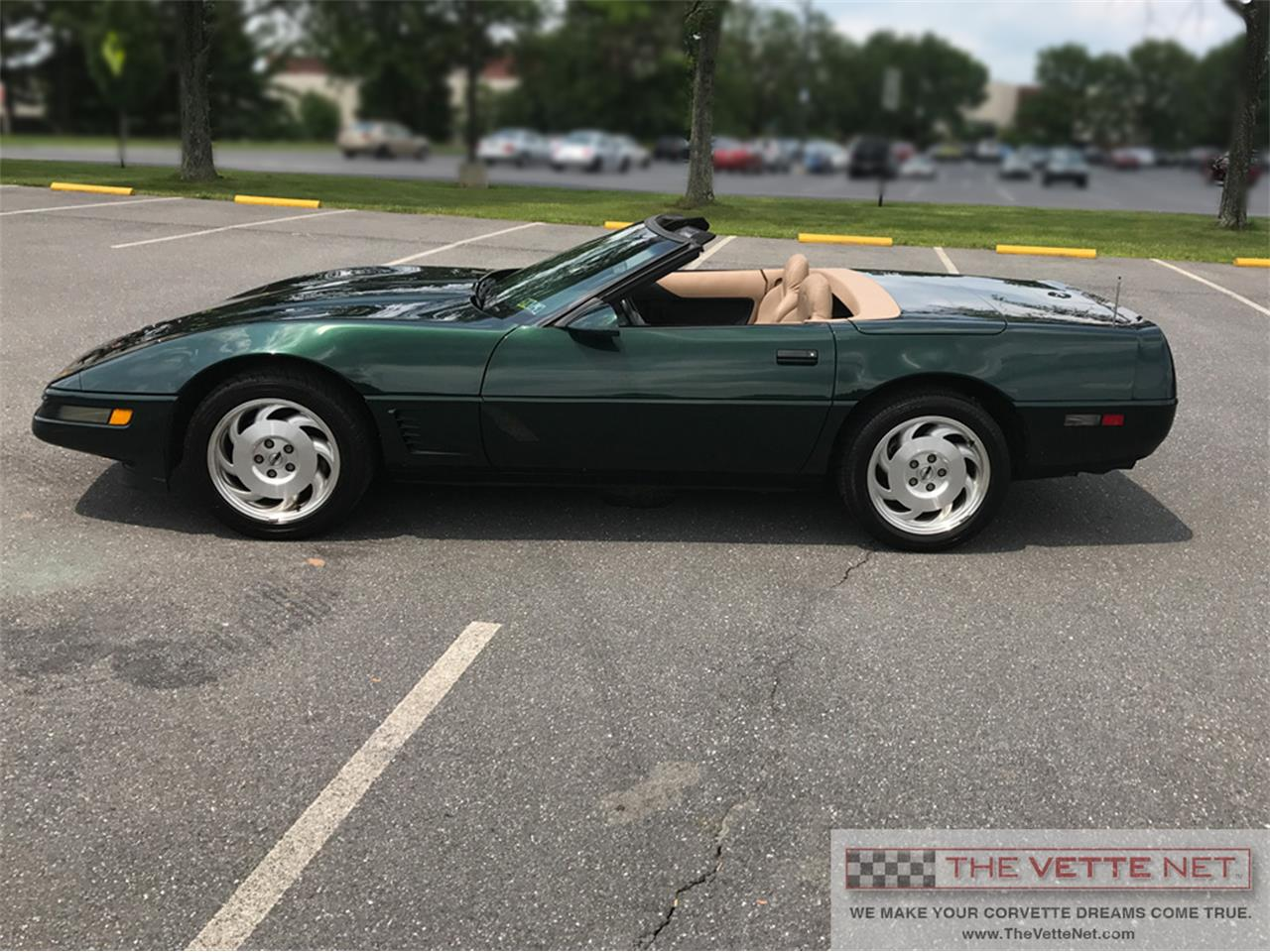 Large Picture Of 95 Corvette Ll07