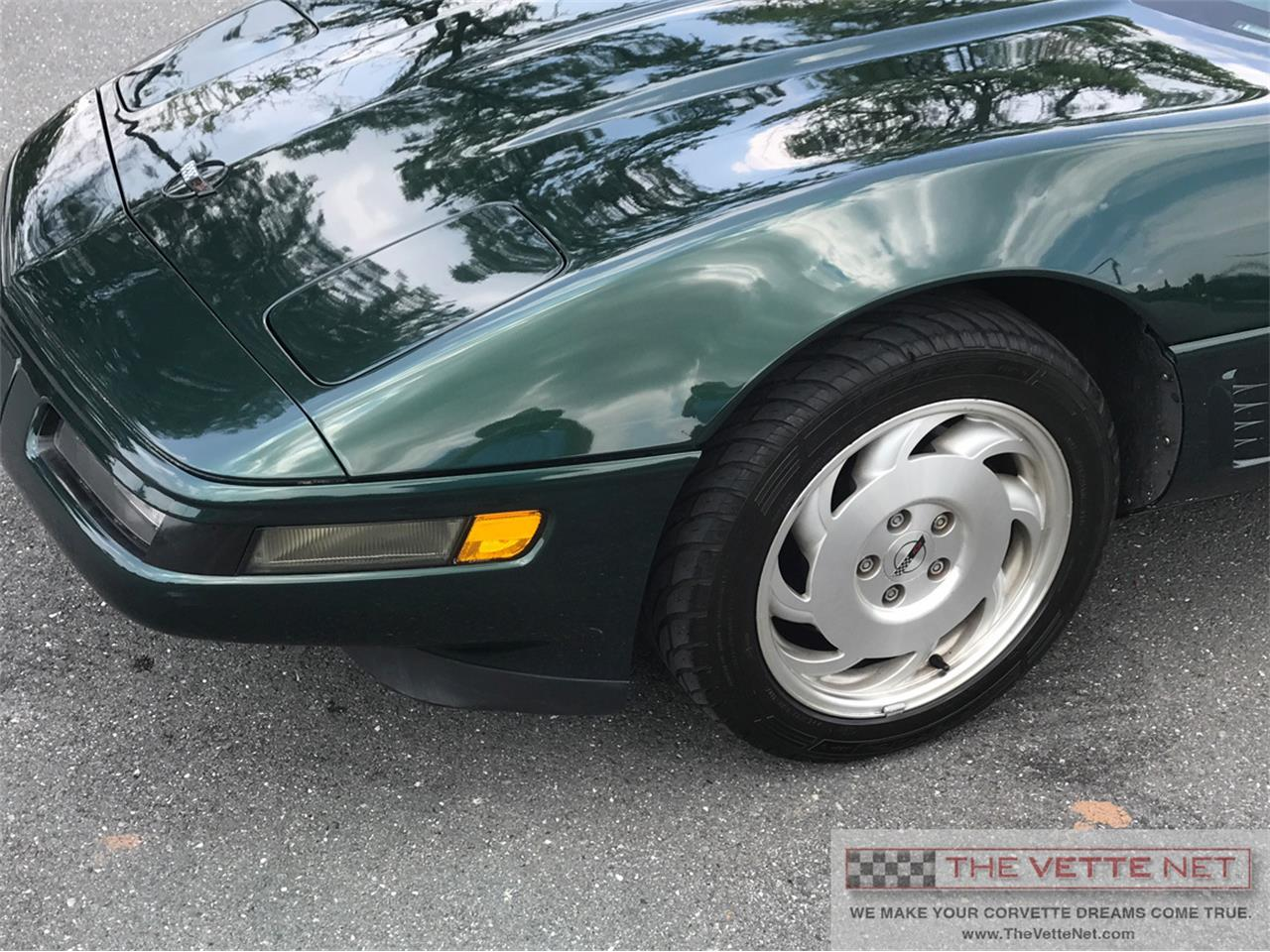 Large Picture of '95 Corvette - LL07