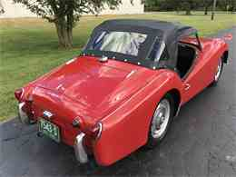 Picture of '59 TR3A - LFLZ