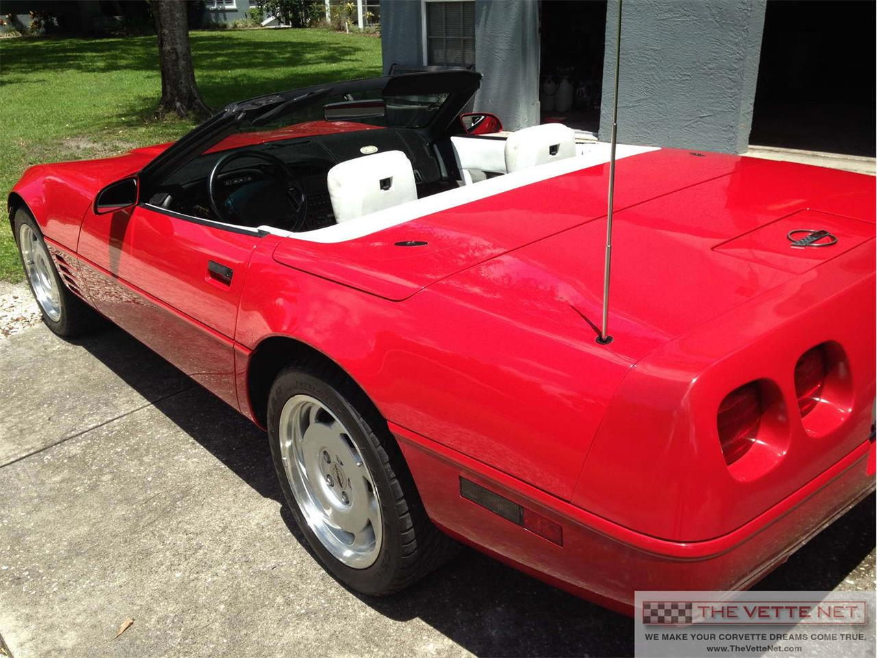 Large Picture of '92 Corvette - LL0B
