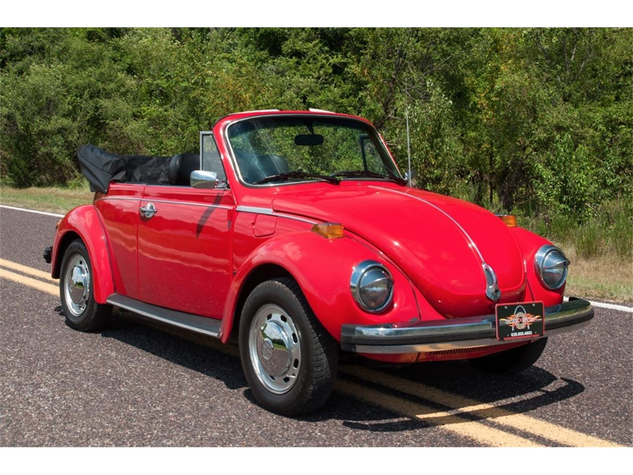 Large Picture of 1978 Super Beetle located in Missouri Offered by MotoeXotica Classic Cars - LG5A