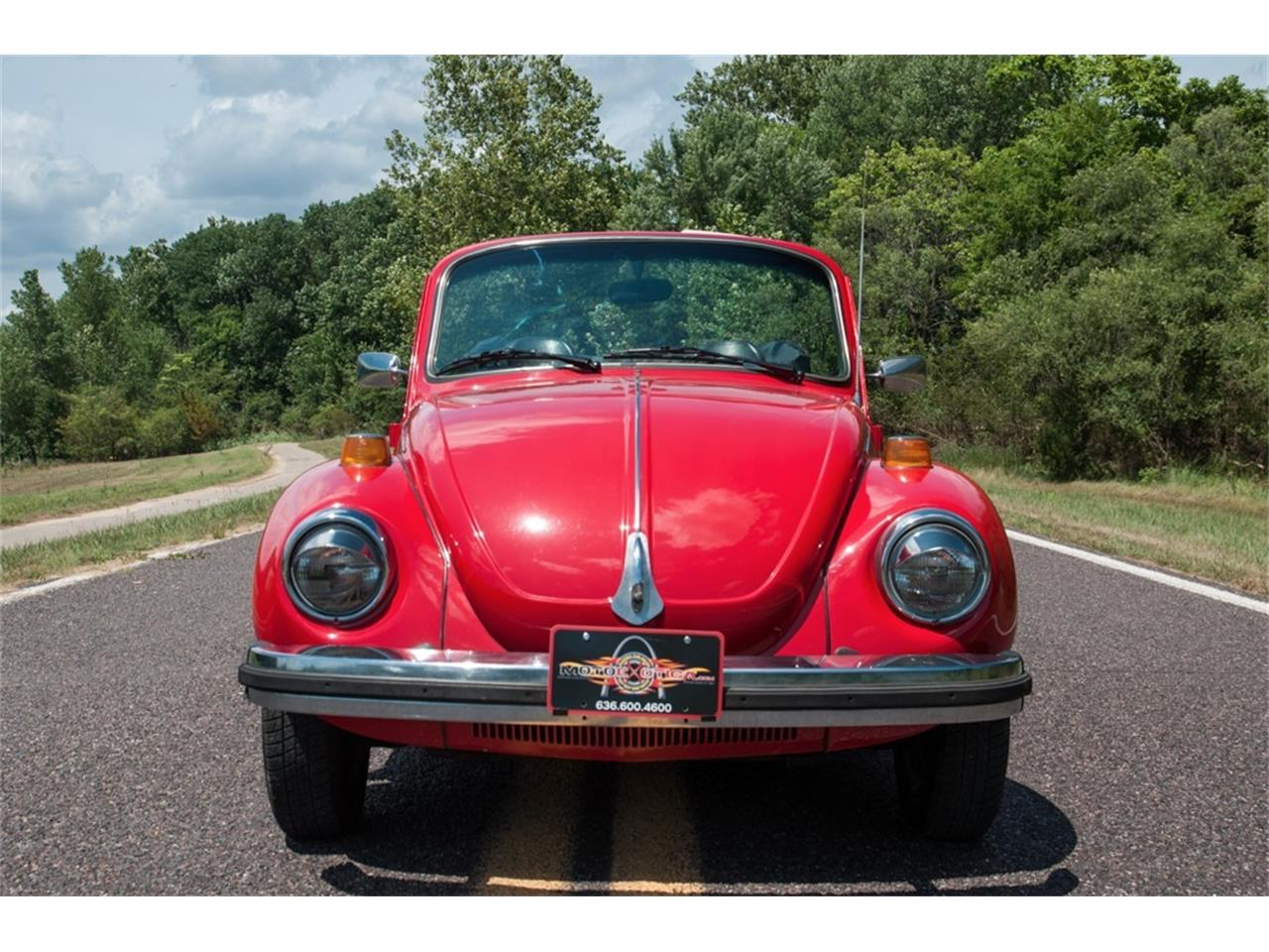 Large Picture of '78 Volkswagen Super Beetle Offered by MotoeXotica Classic Cars - LG5A