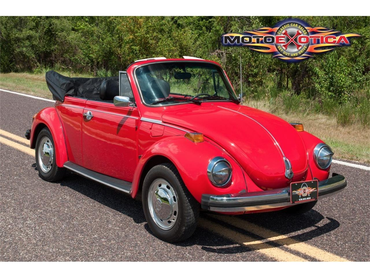Large Picture of 1978 Super Beetle located in St. Louis Missouri - $17,900.00 - LG5A