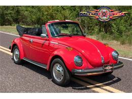 Picture of 1978 Volkswagen Super Beetle Offered by MotoeXotica Classic Cars - LG5A