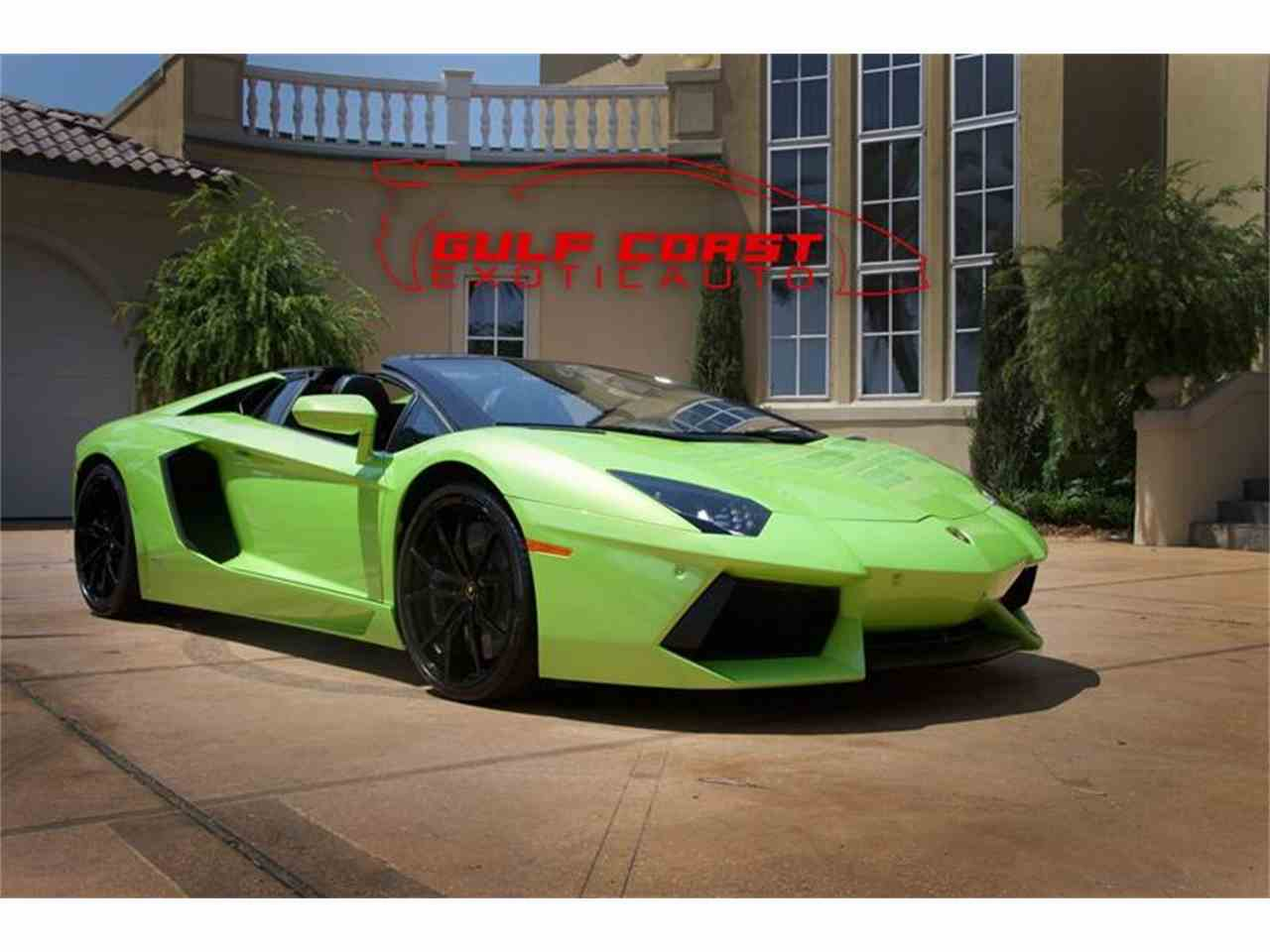 Large Picture of '15 Aventador - LL1L