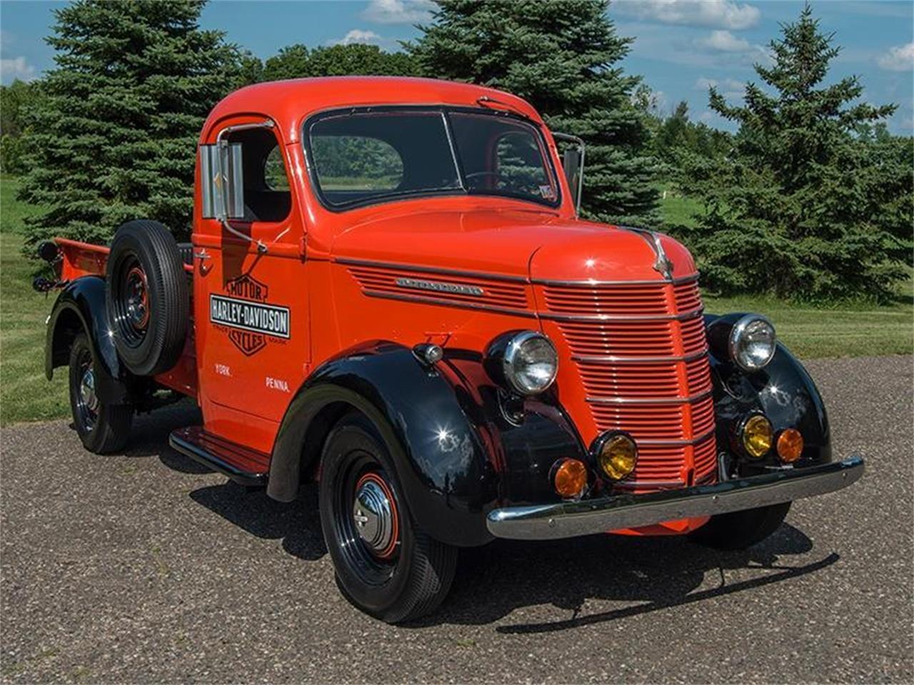 Large Picture of 1940 International Pickup Offered by Ellingson Motorcars - LL1P