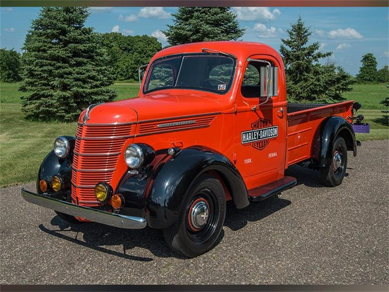 Large Picture of Classic '40 Pickup - $29,000.00 Offered by Ellingson Motorcars - LL1P