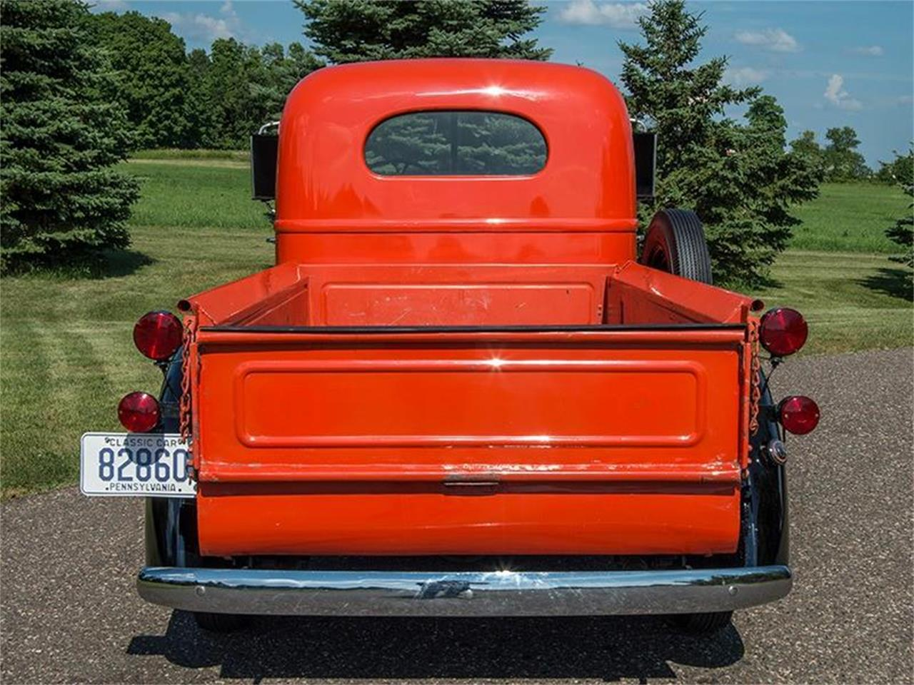 Large Picture of 1940 Pickup located in Minnesota Offered by Ellingson Motorcars - LL1P