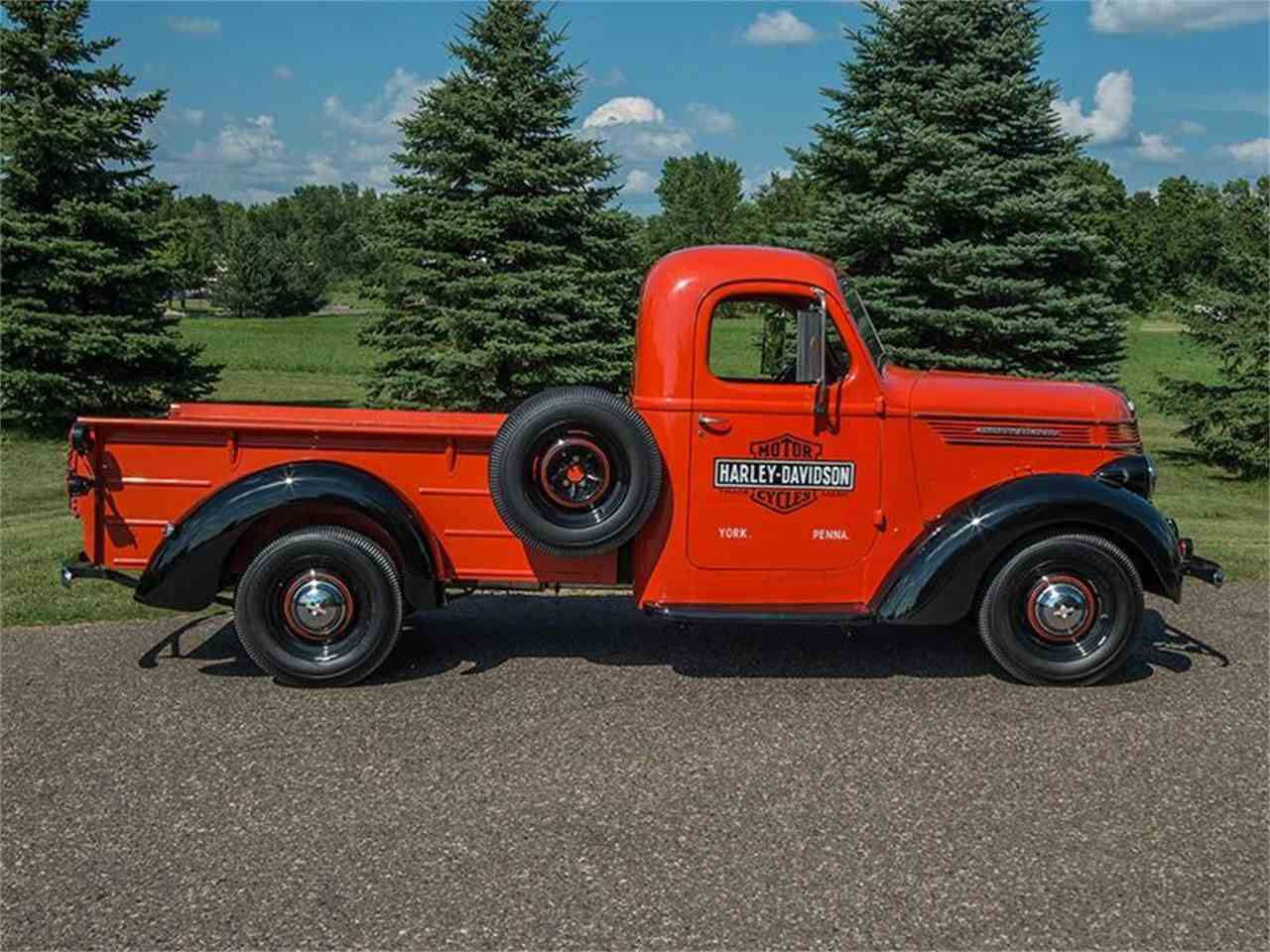 Large Picture of '40 Pickup - LL1P