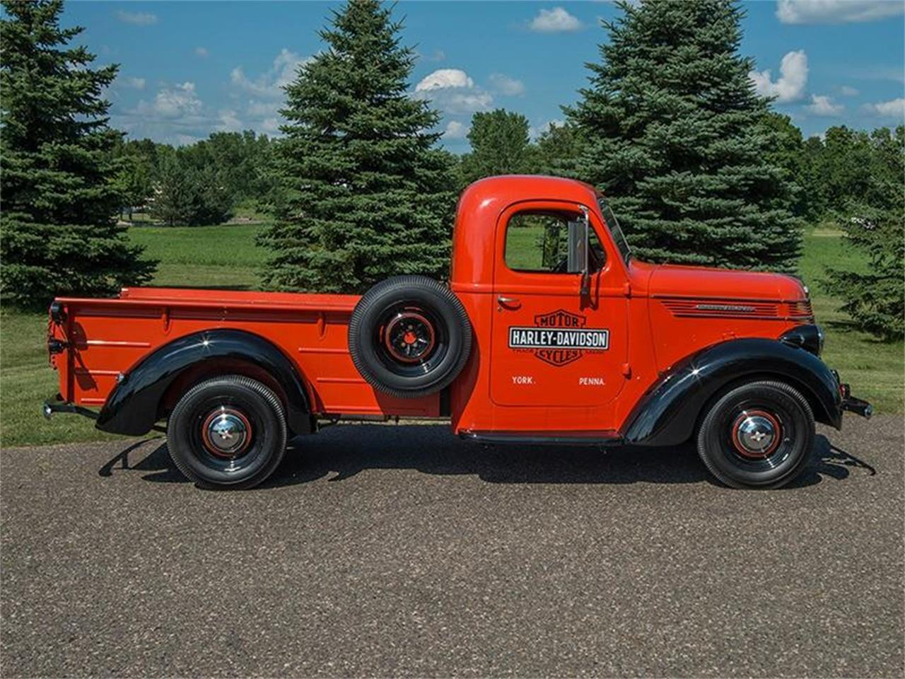 Large Picture of Classic 1940 International Pickup located in Minnesota - $29,000.00 Offered by Ellingson Motorcars - LL1P