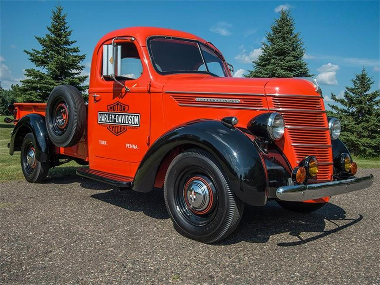 Large Picture of Classic '40 International Pickup located in Minnesota - $29,000.00 - LL1P