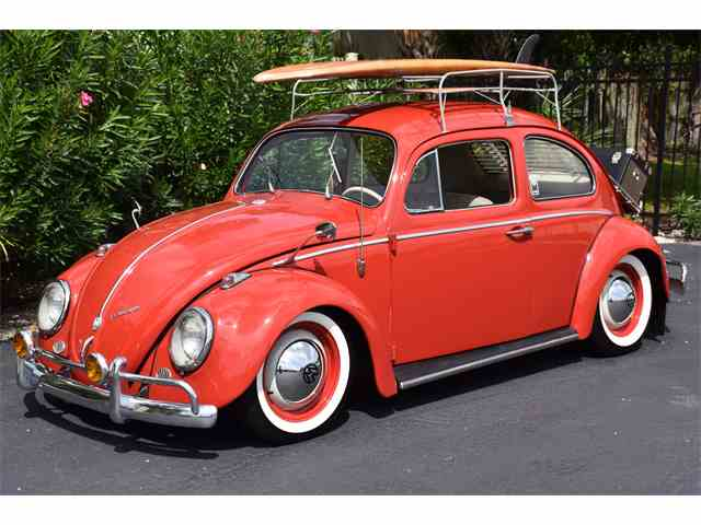 Picture of Classic '60 Beetle Offered by Ideal Classic Cars - LL1W