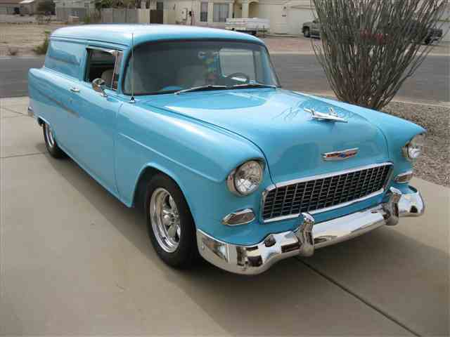 Picture of '55 Sedan Delivery - LL2P