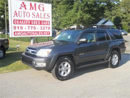 Picture of '05 Toyota 4Runner located in Raleigh North Carolina Offered by AMG Auto Sales - LL2V