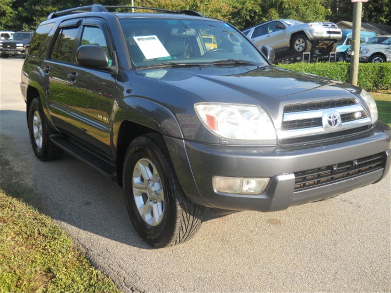 Large Picture of '05 Toyota 4Runner located in Raleigh North Carolina Offered by AMG Auto Sales - LL2V