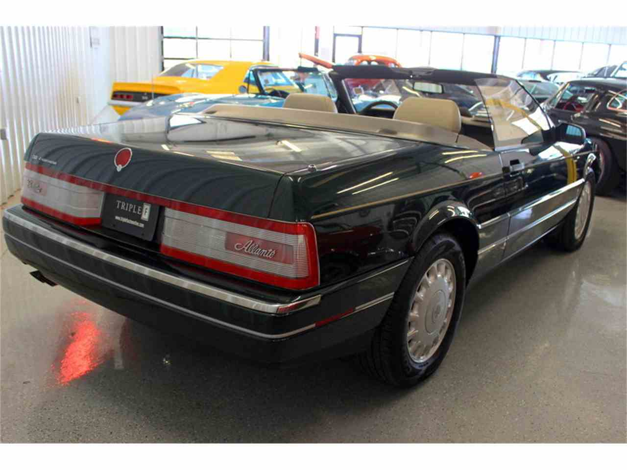 Large Picture of '93 Allante - LL2Z