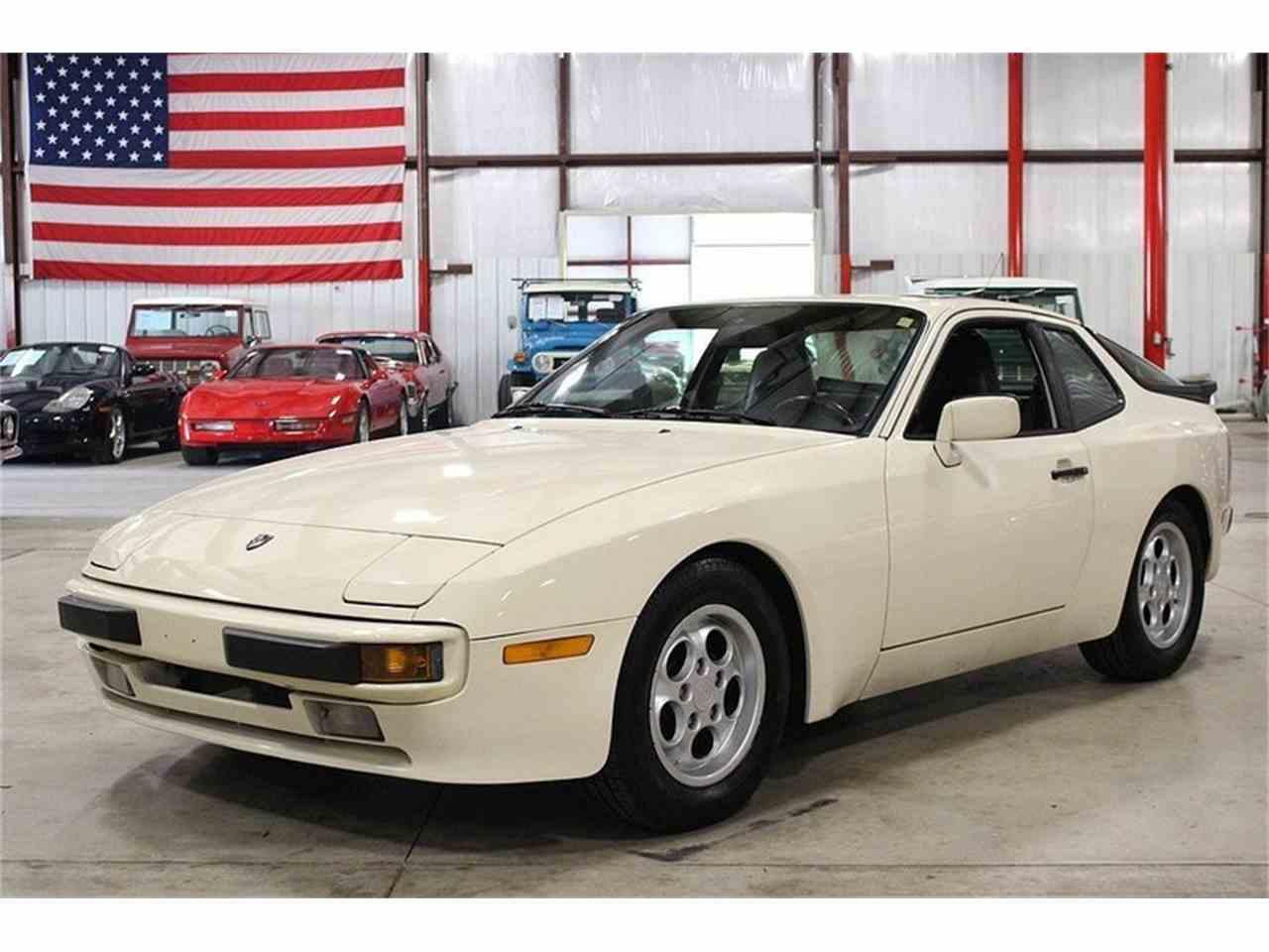 1986 Porsche 944 for Sale | ClicCars.com | CC-1007163