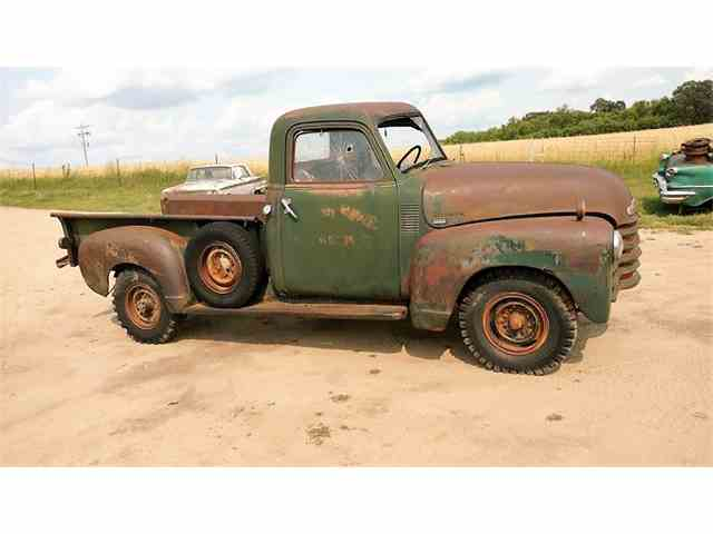 Picture of '48 3/4-Ton Pickup - LL5J