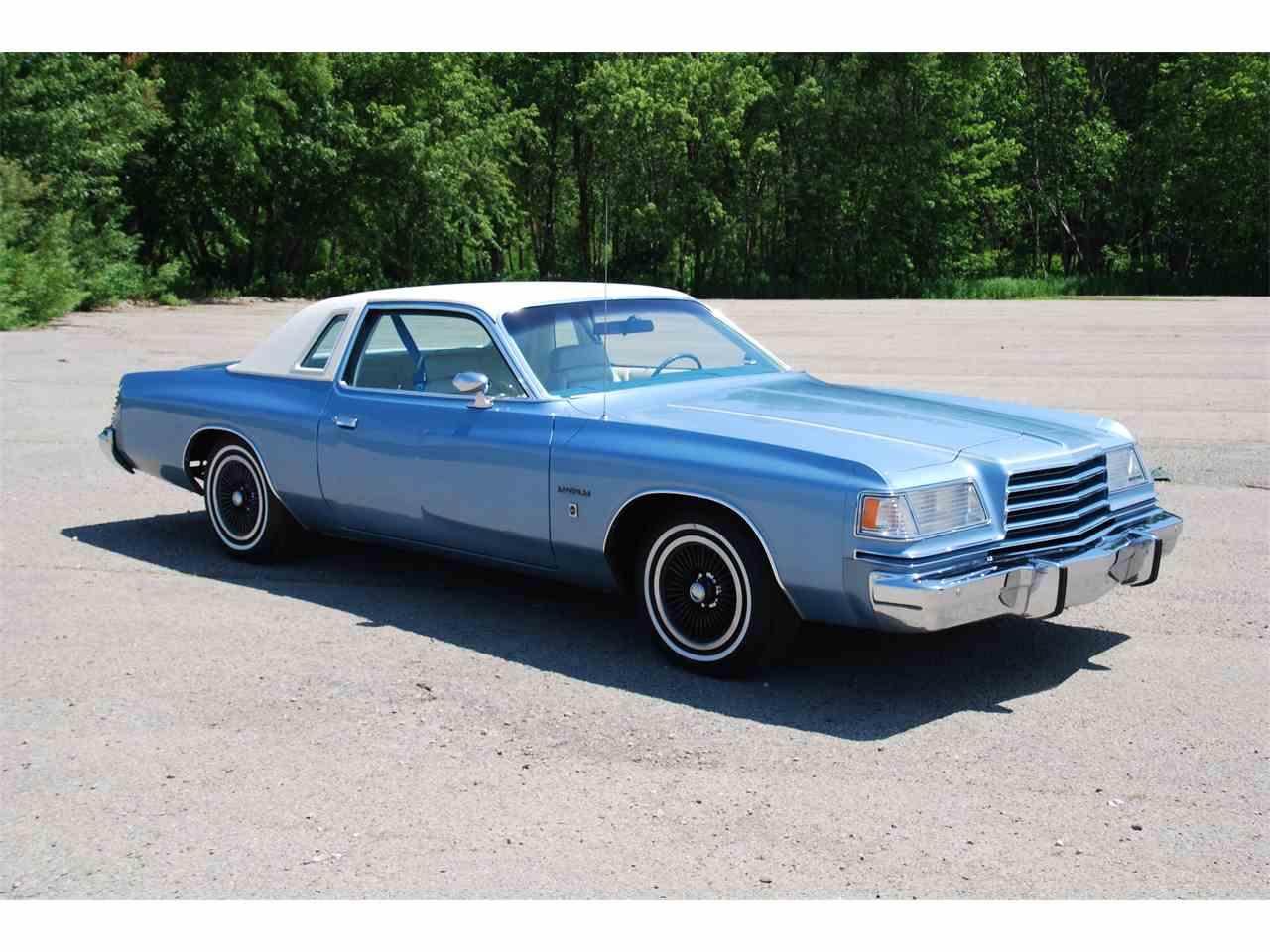 Peoria Dodge Dealer >> 1978 Dodge Magnum for Sale | ClassicCars.com | CC-1007204