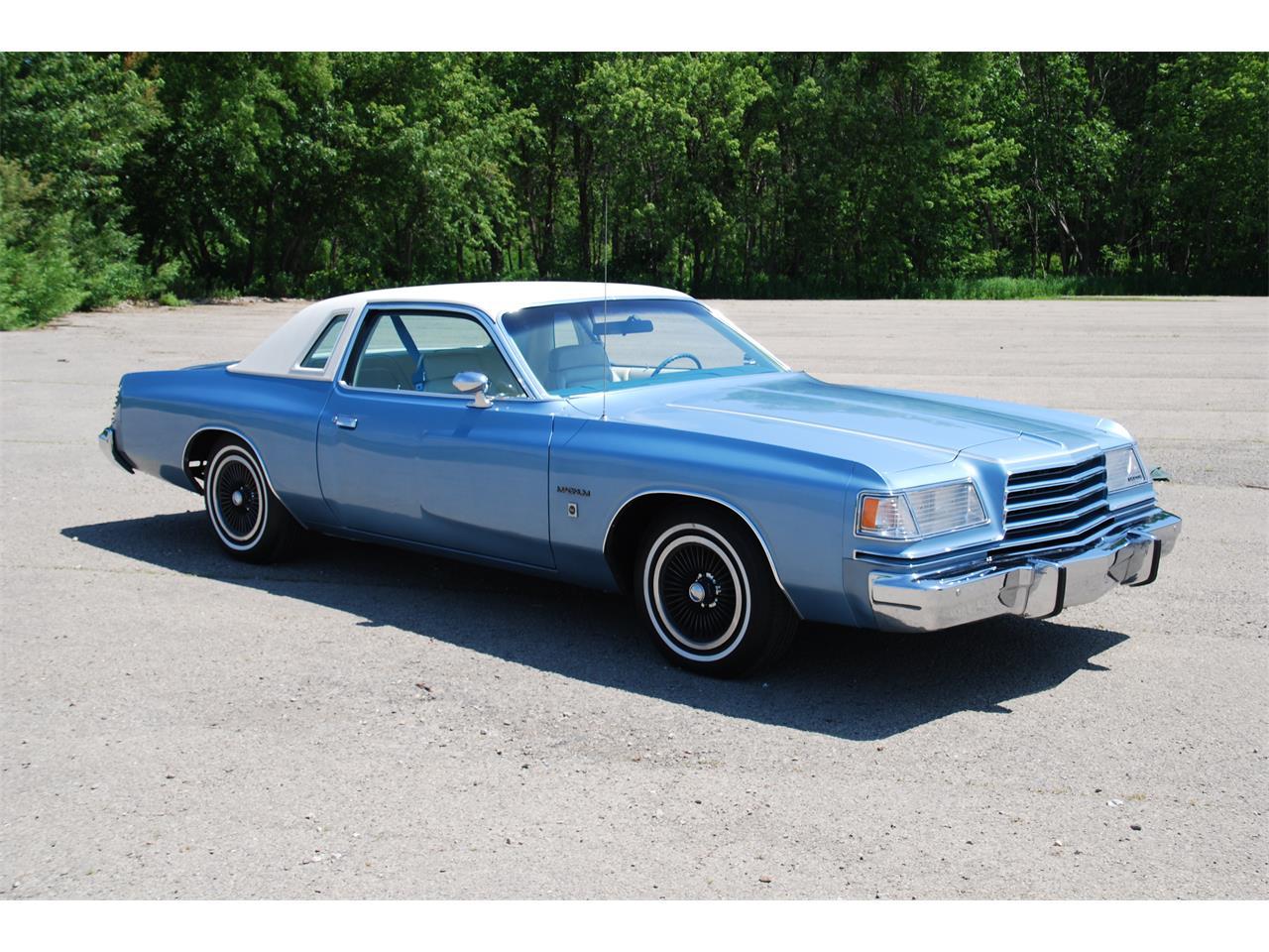 1978 Dodge Magnum For Sale