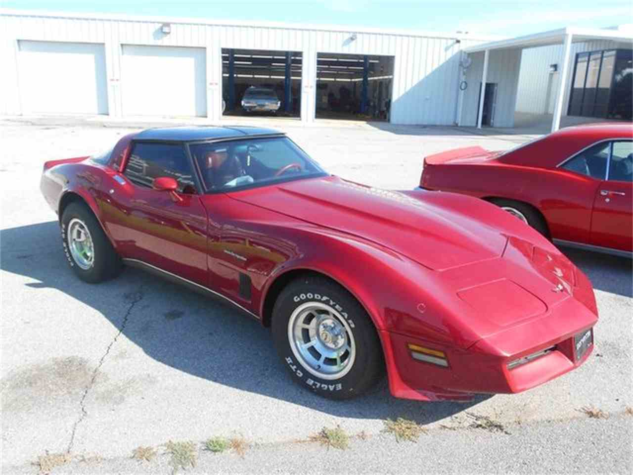 Large Picture of 1982 Chevrolet Corvette - LG65