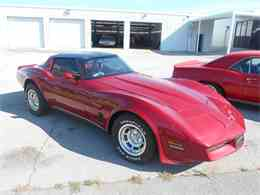 Picture of '82 Chevrolet Corvette Offered by Knippelmier Classics - LG65