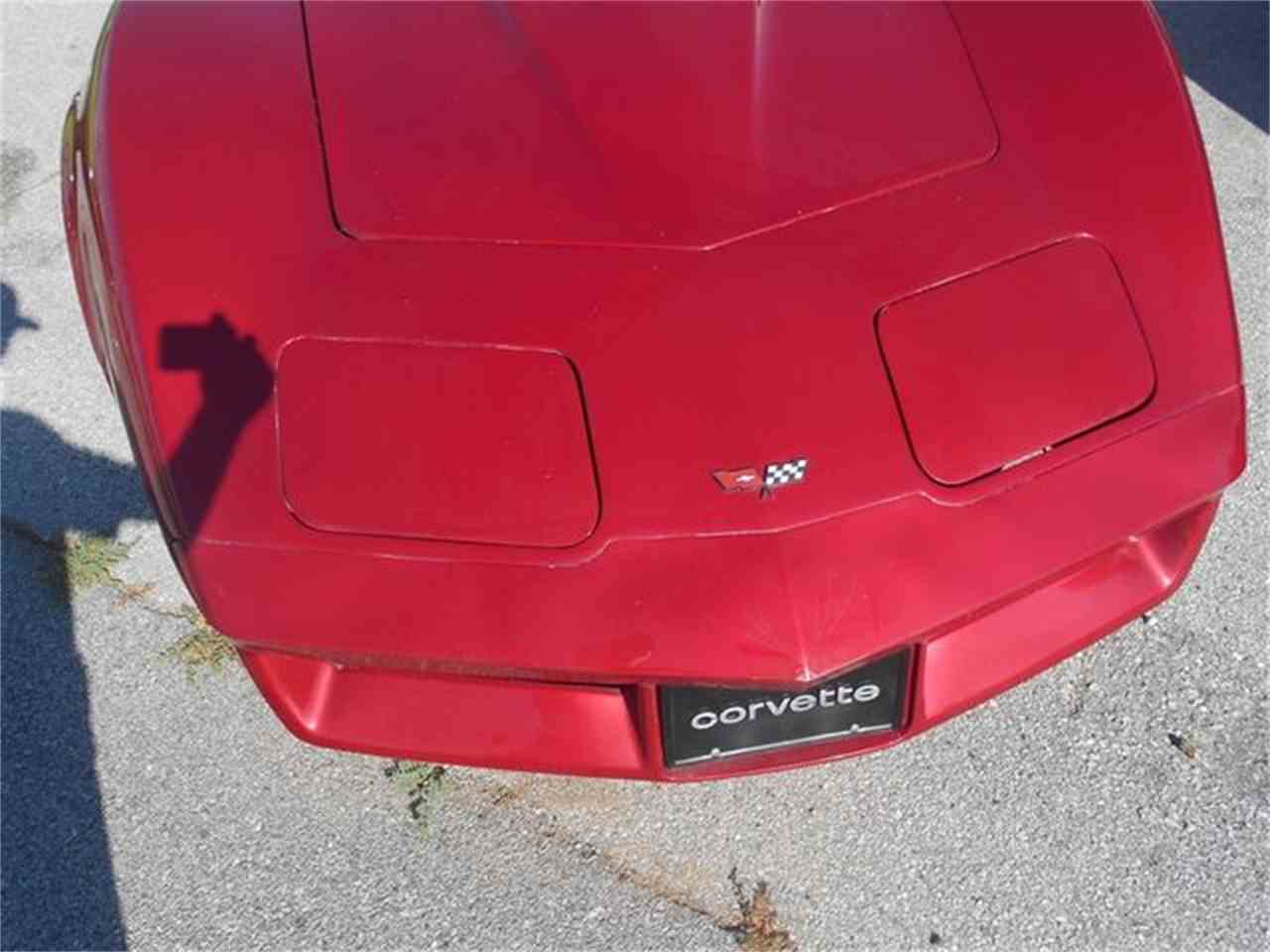 Large Picture of '82 Chevrolet Corvette Offered by Knippelmier Classics - LG65