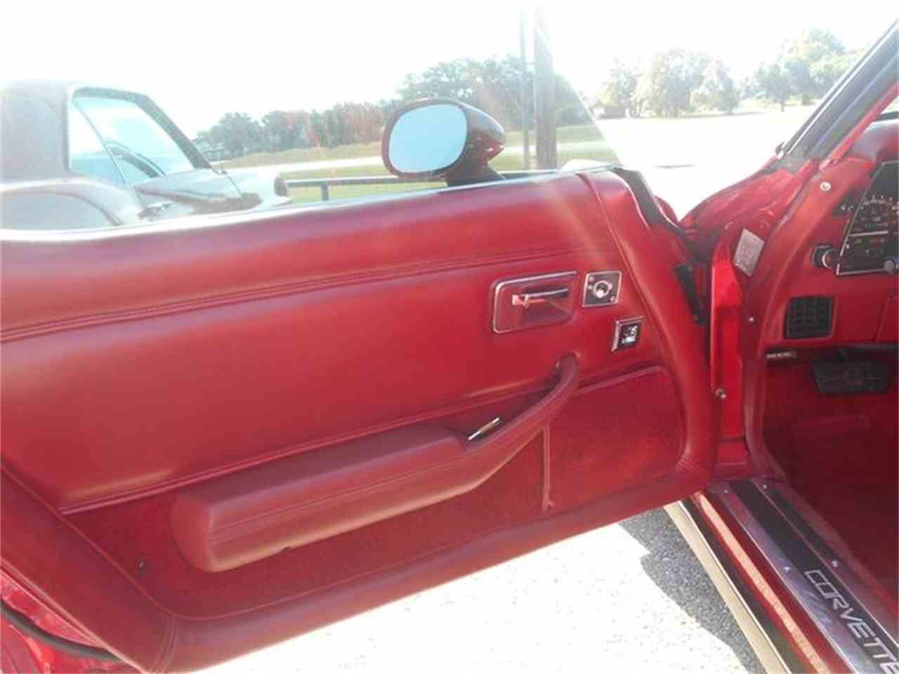 Large Picture of 1982 Corvette - $14,500.00 Offered by Knippelmier Classics - LG65