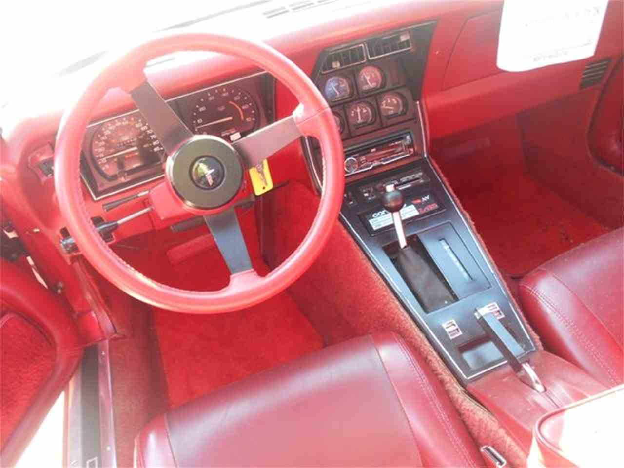 Large Picture of '82 Chevrolet Corvette - $14,500.00 Offered by Knippelmier Classics - LG65