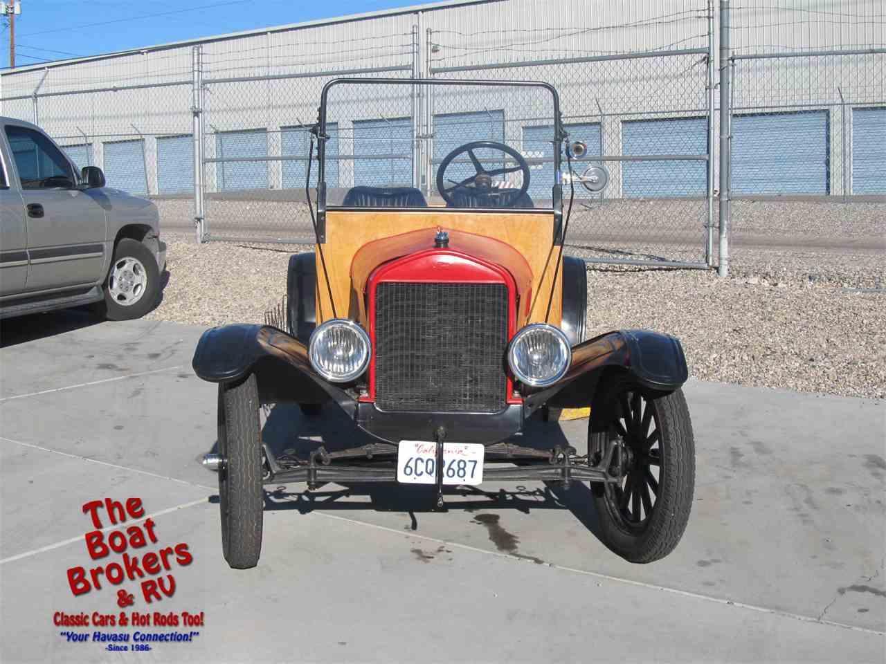 Large Picture of '26 Model T - LL9E