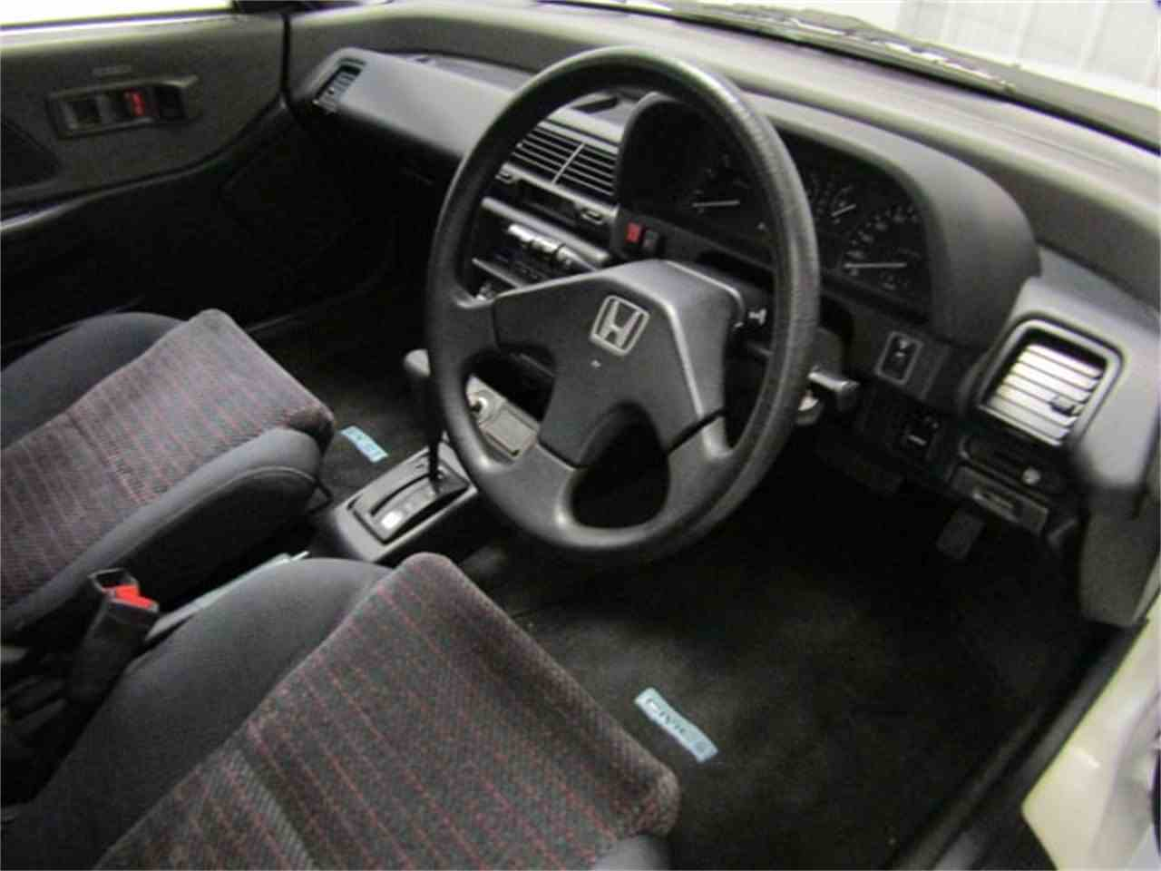 Large Picture of '90 Civic - LG6A