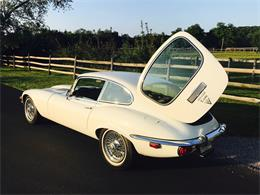 Picture of Classic '71 Jaguar XKE III located in Newtown Pennsylvania - $69,785.00 Offered by a Private Seller - LLC3