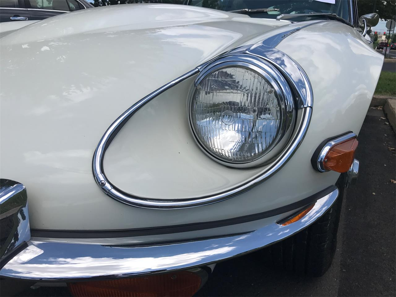 Large Picture of Classic '71 Jaguar XKE III located in Newtown Pennsylvania - $69,785.00 - LLC3