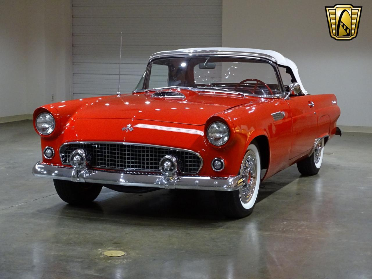 Large Picture of '55 Thunderbird - LLEX