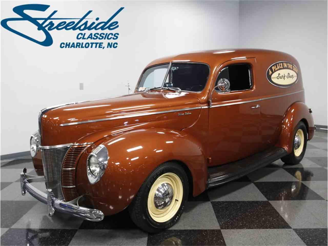 1940 ford sedan delivery for sale cc 1007536. Black Bedroom Furniture Sets. Home Design Ideas