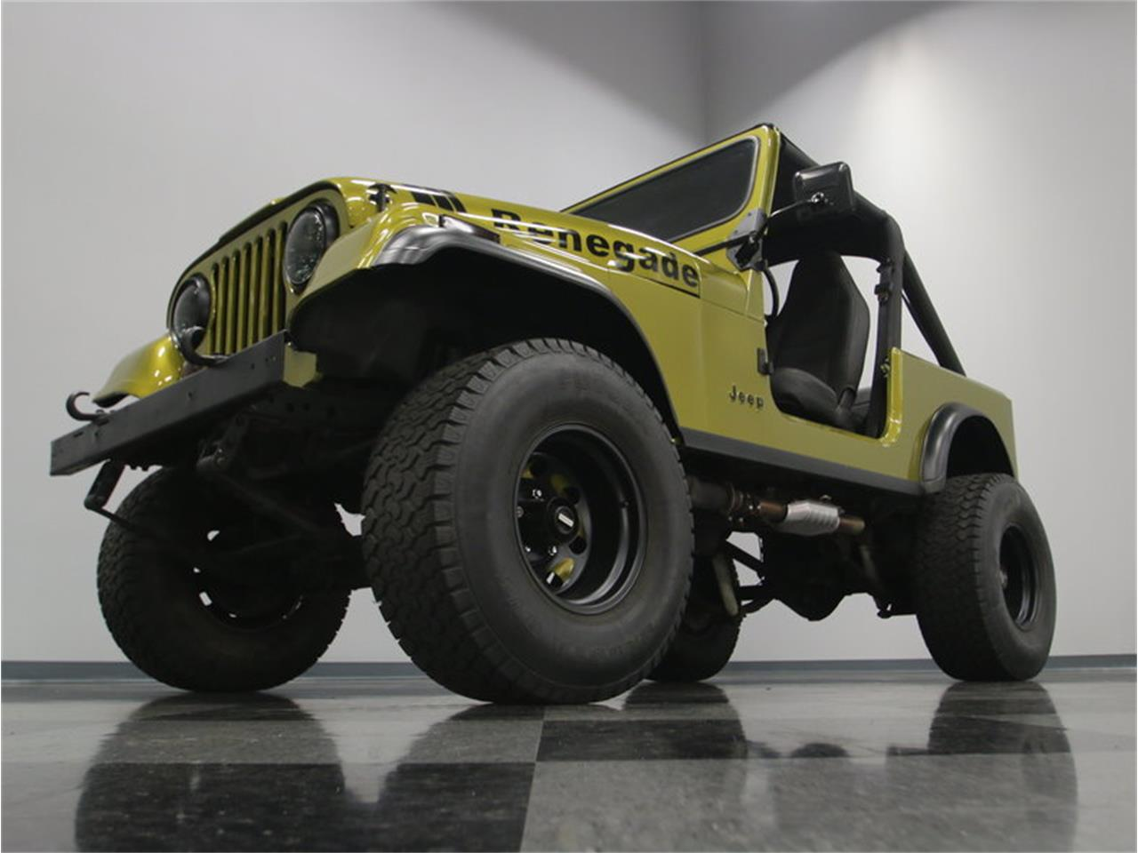 Large Picture of '84 CJ7 - LG6T